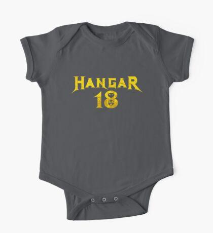 Hangar 18 One Piece - Short Sleeve