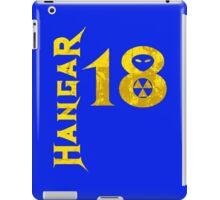 Hangar 18 iPad Case/Skin