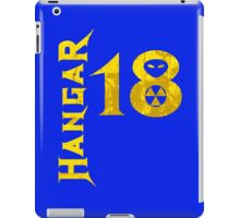 Hangar 18 iPad Case/Skin