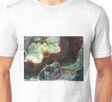 Scorpion Tailed Hawk Unisex T-Shirt