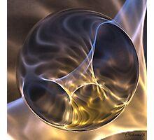 Plasma Sphier Photographic Print