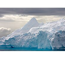 Iceberg or Island? Photographic Print