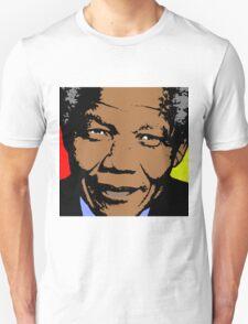 NELSON MANDELA (COLOUR) T-Shirt