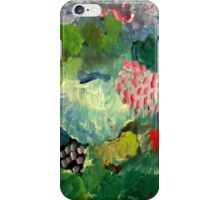 Dark, heavy, humid, stormy...just a normal Summer in the Tropics iPhone Case/Skin