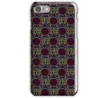 Fancy Fish Scales iPhone Case/Skin