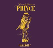 Formerly Known As Prince- Gold Unisex T-Shirt