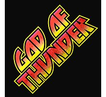 God Of Thunder Photographic Print
