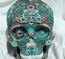 Pirate Skull Gems... by Rita  H. Ireland