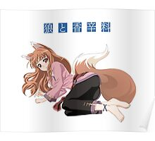 Holo Poster