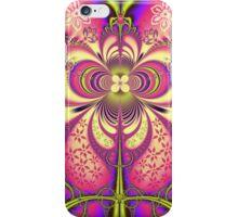 Floral fantasy iPhone Case/Skin