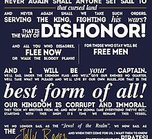 Lieutenant Jones speech by agosdesigns
