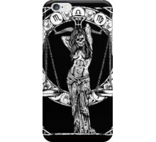 Zombstrology Libra iPhone Case/Skin