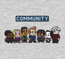 Community - 8Bit by JakeBoShink