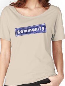 Community Logo Women's Relaxed Fit T-Shirt