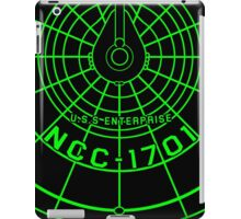 Saucer section Vector - green iPad Case/Skin