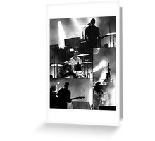 Brand New live at Jannus Landing (Without Name) Greeting Card