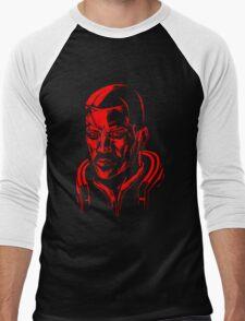 Shepard - Mass Effect Men's Baseball ¾ T-Shirt