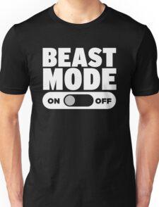 Beast Mode On Unisex T-Shirt