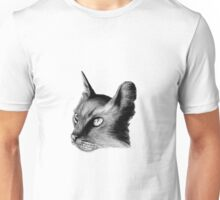 Cat Study Unisex T-Shirt