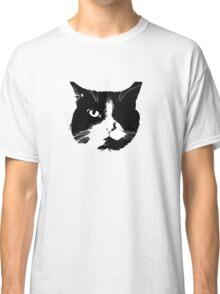 Kitten: The Stencil! Classic T-Shirt