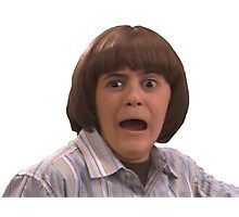 Coconut Head Photographic Print