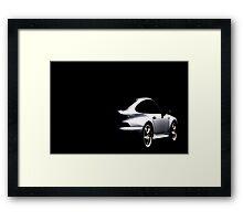 Porsche Turbo Framed Print