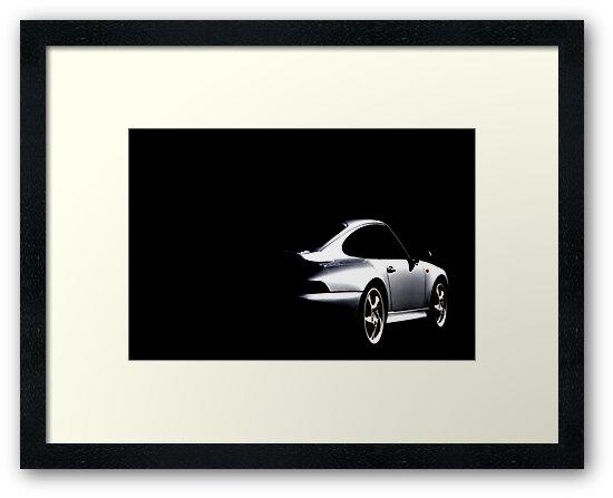 Porsche Turbo by Noel Elliot