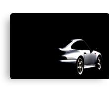 Porsche Turbo Canvas Print