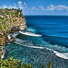 Uluwatu - Bali, Indonesia by Stephen Permezel