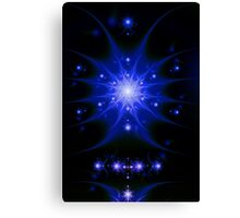 Spikes of Light Canvas Print