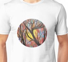 Tree Branches Unisex T-Shirt