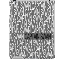 Everything is Captain Swan iPad Case/Skin