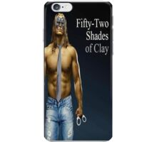 Clay Matthews Fifty Shades of Grey - iPhone Case iPhone Case/Skin