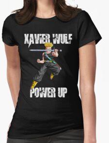 XAVIER X TRUNKS Womens Fitted T-Shirt