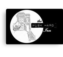 PHI Logo Canvas Print