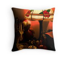 And They Ask Why We Fear The Clowns... Throw Pillow