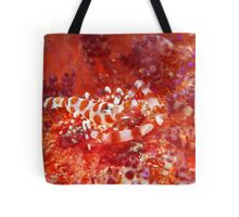 Baptism Of Fire Tote Bag
