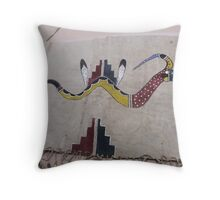 Alaskan art 5 Throw Pillow