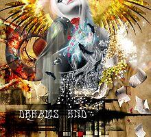 dreams end by Martin Muir
