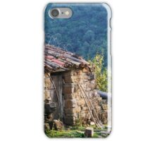 Old Farm in the Valley iPhone Case/Skin
