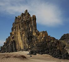 rocks in Cabo de gata national park by derek1