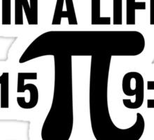 Ultimate Pi Day 2015 Sticker