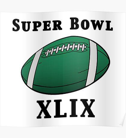 Super Bowl! Poster