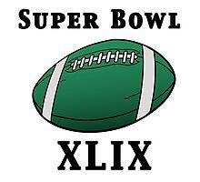 Super Bowl! Photographic Print
