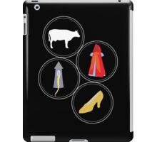 The Cow as White as Milk.... iPad Case/Skin