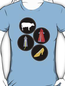 The Cow as White as Milk.... T-Shirt