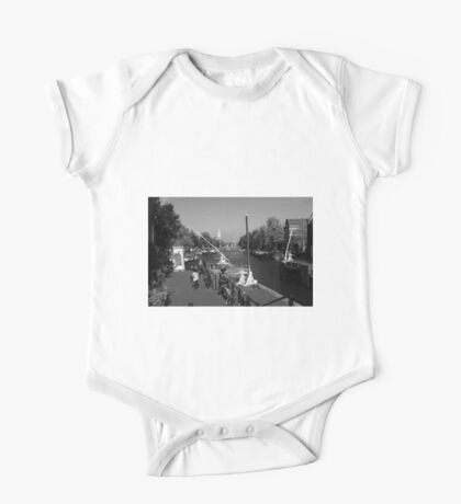 Amsterdam By The Canal One Piece - Short Sleeve