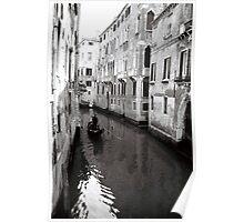 Venice Mornings  Poster