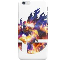 Smash Captain Falcon iPhone Case/Skin