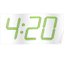 4:20 Poster